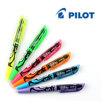 Japan Pilot FriXion 1 Set 3 6 Color Erasable Fluorescent Pen Highlighter Colorful Write Remove Rewrite