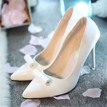 Casual shoes, Pointed high-heeled Shoes With A Single Temperament Career .XXXY-803