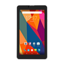 Yuntab Nueva llegada 2 colores E706 Android 5.1 7 pulgadas de pantalla táctil tablet PC Quad-Core Tablet de Doble Cámara PC con WiFi/Bluetooth