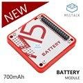 M5Stack Официальный в наличии! Модуль аккумулятора для Arduino ESP32 Core  макетный комплект емкостью 700 мАч  Штабелируемая макетная плата IoT