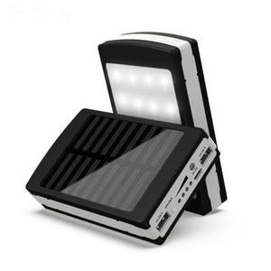 5V 2A Solar LED Portable Dual
