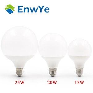 Image 2 - EnwYe LED Bulb 220V 230V 240V Cold White/Warm White 15W 20W 25W E27 LED Dragon Ball Bulb Light Bulbs Indoor Lighting