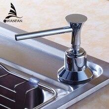 1 STÜCK 450 ML Neue Badezimmer Küche Flüssigseife Spender Plastikflasche Sink Ersatz Hand Liquid Seifenspender Spray 2302
