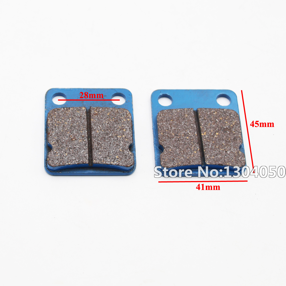 Rear Brake Pads Tomberlin Crossfire 150 150r 150cc Go Kart Buggy Brake Pad New