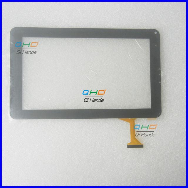 Original Nuevo 9 ''pulgadas código fuente FX-C9.0-0068-v3.0 Tablet PC de pantalla táctil Digitalizador Del Sensor de Reemplazo Del Panel Envío Gratis