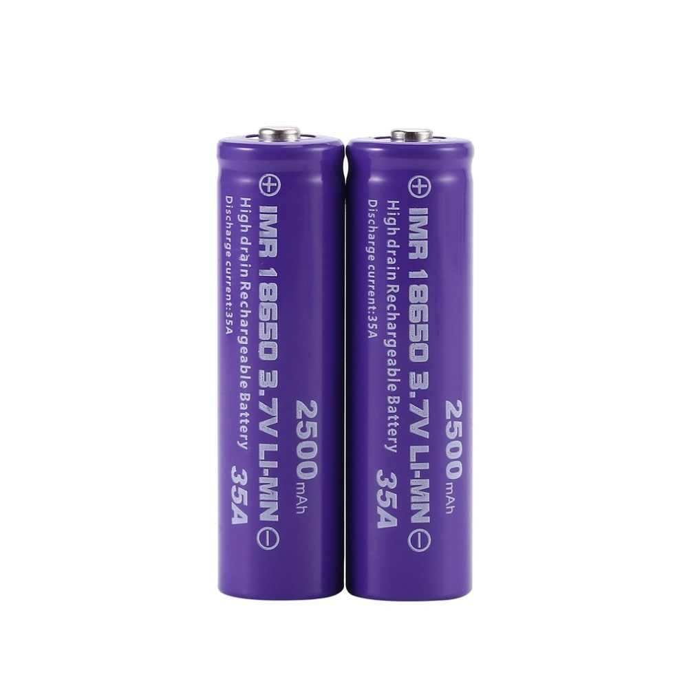 Vtc6 3.7V 2500Mah Li-Ion Rechargeable 18650 Battery For Sony Us18650 C6 30A E-Cigarette mod + 18650 Charger for Devilkin 225W TC