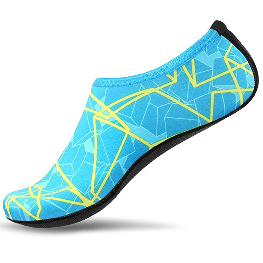 MWSC Colorato Estate Nuove Donne Scarpe di Acqua Aqua Pantofole per la Spiaggia Slip On Sandali Sandali Slides Parco Acquatico per bambini