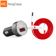 Oneplus 3 Car Charger + Dash USB Type-C Cable 100% Original Official Fast Quick Charger Adapter For One Plus Three A3000 Phone