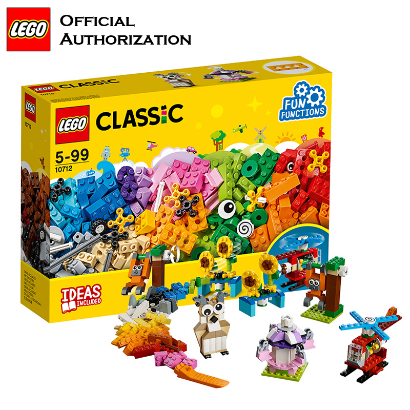 2018 Newest LEGO Blocks Building Children Toy Funny lego Model Building Baby Starting Toys Colorful Blocos De Construcao 10712 2018 newest lego blocks building children toy funny lego model building baby starting toys colorful blocos de construcao 10712