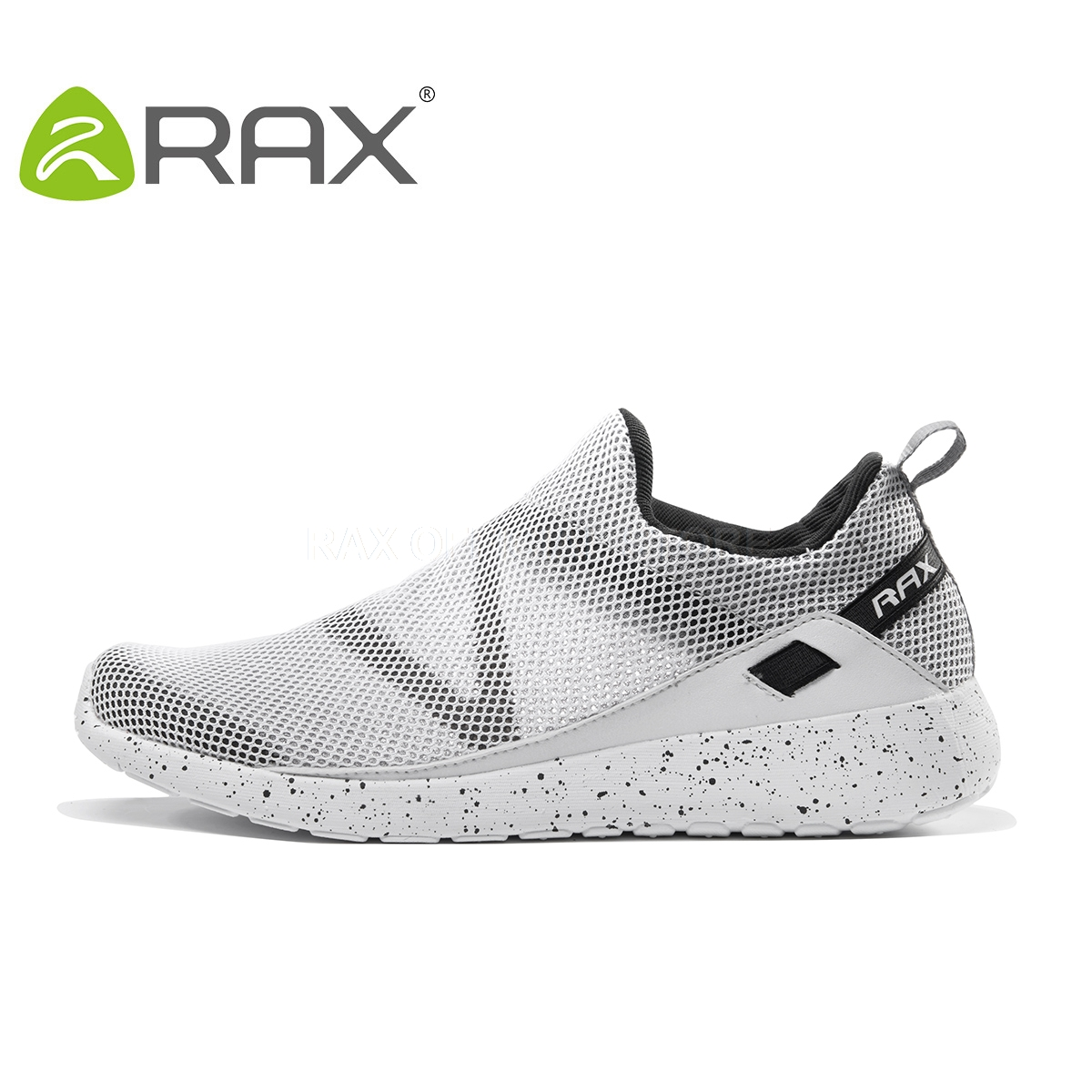 RAX Sports Shoes For Women Outdoor Breathable Women Running Shoes Women Sneakers Sport Running Shoes Jogging Training Shoes peak sport men outdoor bas basketball shoes medium cut breathable comfortable revolve tech sneakers athletic training boots