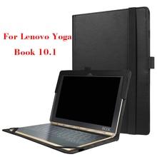 Yoga Book Filp Leather Cover Case Ultra Slim Cases