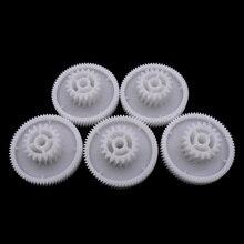 5 шт. пластиковая Шестерня для замены Zelmer 886 986 793635 Scarlet SC-1148 Bork KAMBROOK для BOSCH Polaris VITEK ADLER