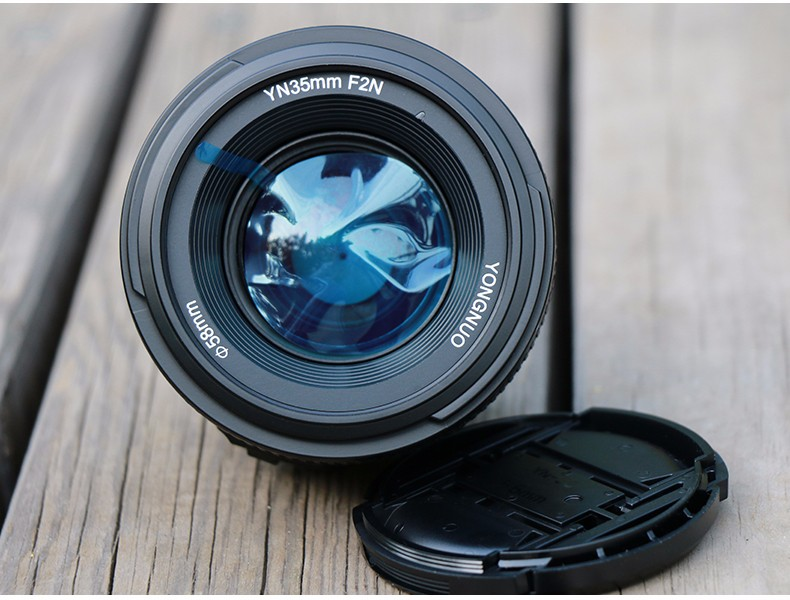 for Nikon Lens 35MM 50mm f 2 f 8 AF Aperture Auto Focus Large Aperture for