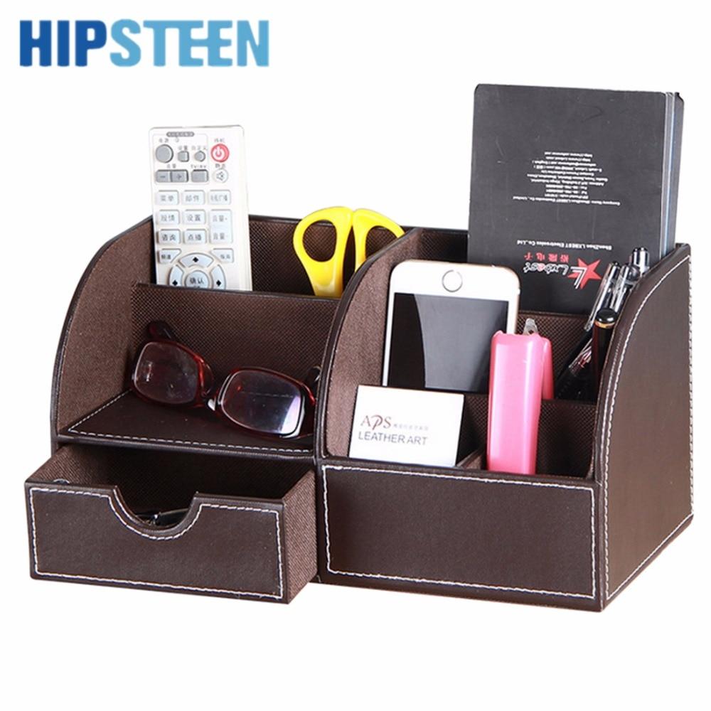 HIPSTEEN Caja de almacenamiento multifuncional del tenedor de los - Organización y almacenamiento en la casa