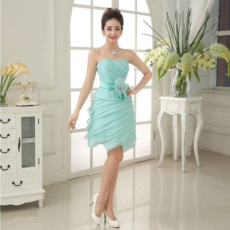 Fine Short Reception Wedding Dresses Adornment - Wedding Dresses and ...