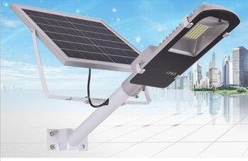 10 Uds, Control Remoto, 10 W, 20 W, 30 W, 50 W, Panel Solar, Luz De Calle, Sensor Solar, Iluminación, Sendero Exterior, Lámpara De Pared De Emergencia