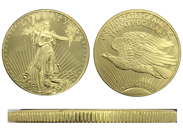 By Photo Congress || 1933 20 Dollar Gold Coin Cost