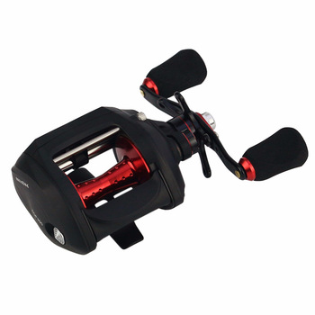 12+1BB Baitcast Reel  Fishing Reel 7.0:1 Bait Casting Pesca Fishing Wheel Left/ Right Hand Hengelsport Carp Moulinet Carretilhas