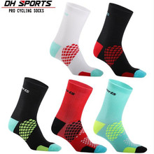 Cycling Socks (3 Pairs/lot) DH SPORTS/DH08 Nylon Men Sports Basketball Outdoor Hiking