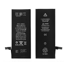 Mobile battery for iphone 5G 6G 6PLUS 6S 6S PLUS with origin