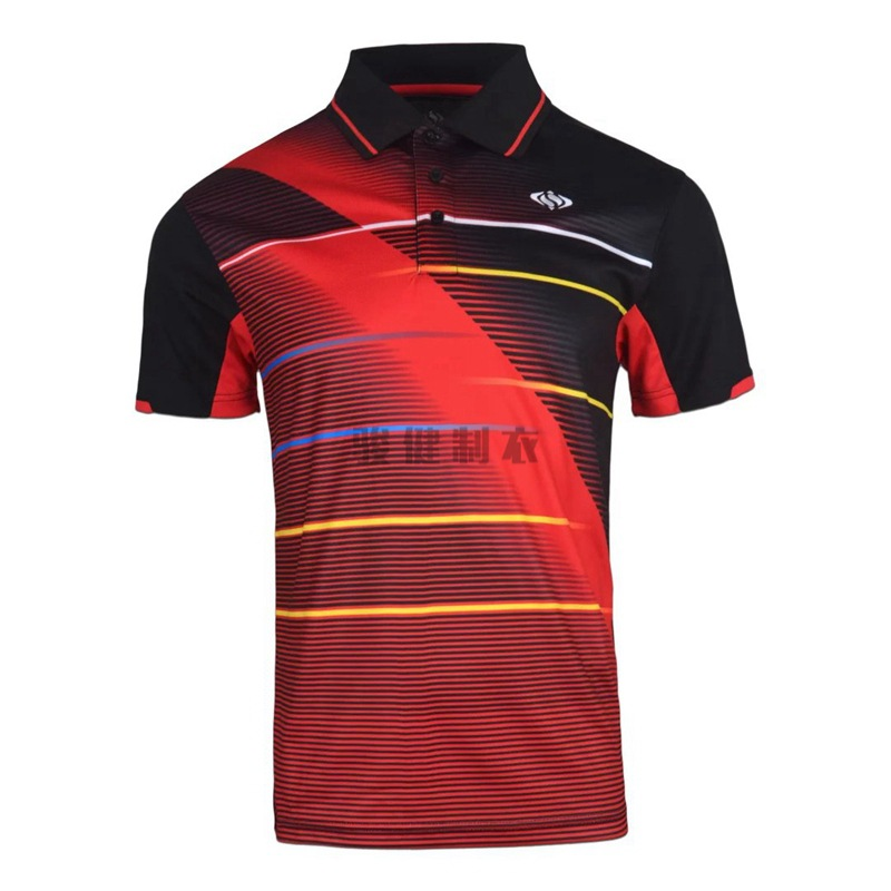 Badminton T shirts Men ,Quick Dry Sports Tennis wear dry-cool T-shirt,Trainning Shirts tracksuit Uniforms pingpong sports shirts ...