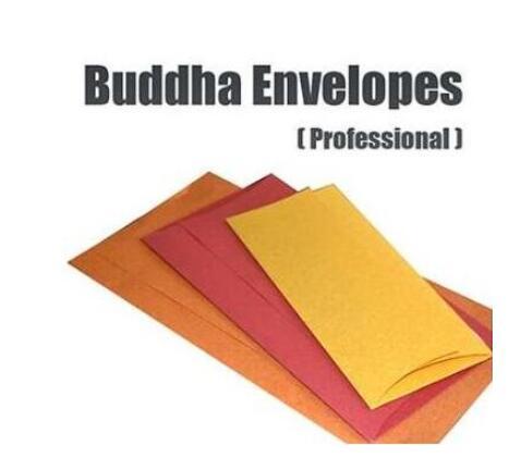 Buddha Envelopes (Professional) By Nikhil Magic - Magic Tricks