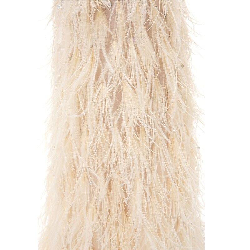 LORIE Kristaller ile Lüks Balo Elbise Akşam Elbise Mermaid Uzun - Özel Günler Için Elbise - Fotoğraf 6