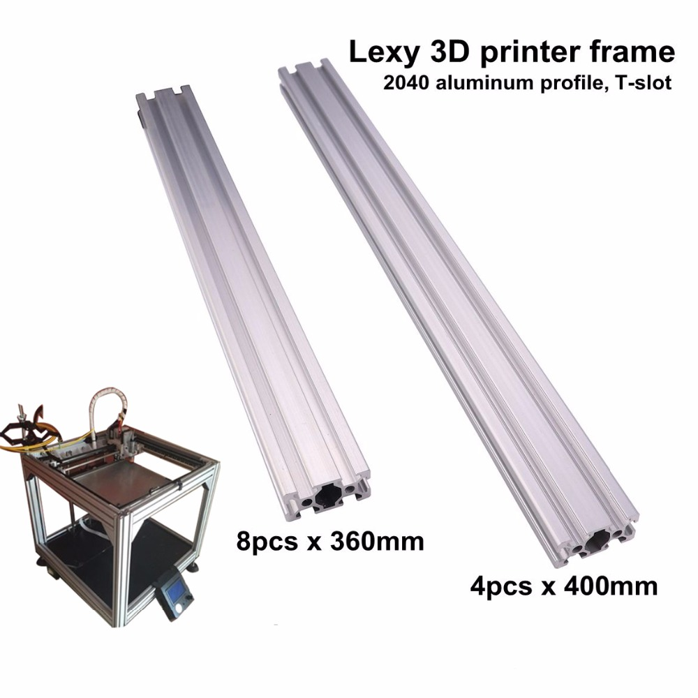 LeXY CoreXY 3D Pinter and Laser Engraver T-slot Kit Extrusion Profile Frame Only maddox troubleshooting and repairing satellite t v systems paper only