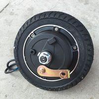 Free shipping 8 inch 24V/36v/48V/350W drum brake wheel motor scooter Motor/Stroller Motor/assembly Vehicle motor Accessories
