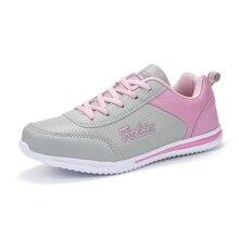96fa677b Tenis femenino 2019 las nuevas mujeres luz suave gimnasio deporte Zapatos  Tenis de las mujeres zapatos