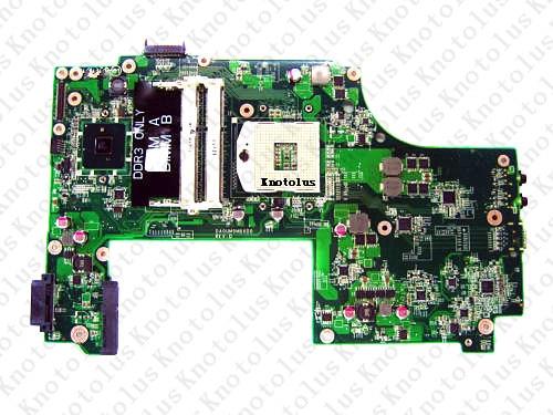 CN-0GKH2C for Dell inspiron N7010 laptop motherboard DDR3 DA0UM9MB6D0 Free Shipping 100% test ok