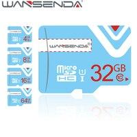 New Arrival WANSENDA Micro TF Card 4GB C6 8GB 16GB 32GB 64GB C10 For Cell Phones