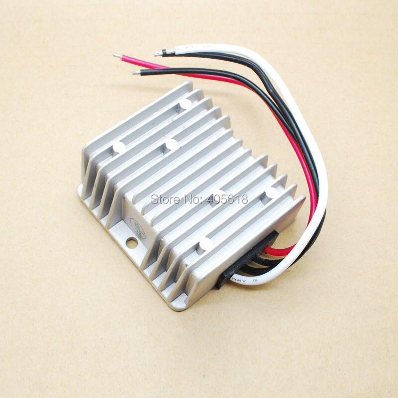 Преобразователь постоянного тока в постоянный 24 В до 13,8 В 20A 276 Вт Входное напряжение диапазон 18 В-30 в перегрузки/перегрузки по току/перегрузки/низкого напряжения