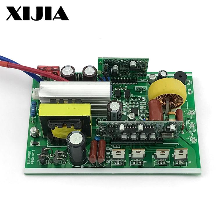 Чистая Синусоидальная волна инвертирующий усилитель мощности инвертор DC12V/24 V/48 V/60 V/72 V дo AC 110 V/120 V/220 V/230 V/240 конвертер инструмент для дома/лодка/на солнечной батарее