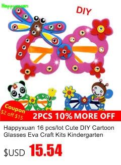 Craft Kits Set Brinquedo Educativo Espuma EVA