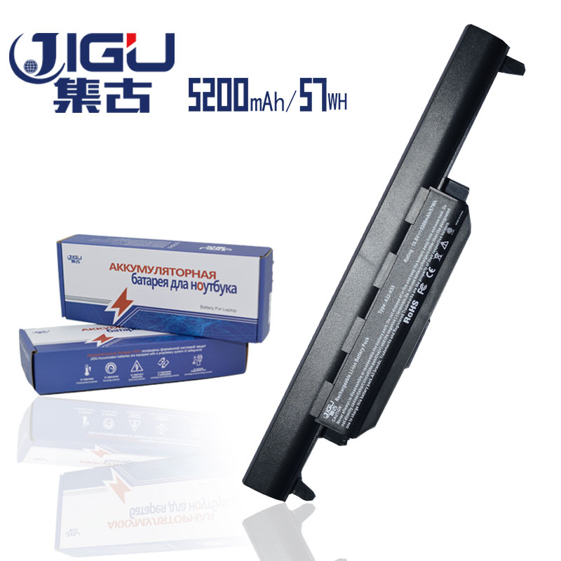JIGU 5200mAH Laptop Battery For Asus A32-K55 A45D A55N A45V A75A A75V K45N K45V K55V K75A K75D R400N R500N X45A X55A X55C R500V