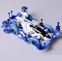 YIKA Mini 4WD Car Model YK1 Sprinting Meteor With MA Chassis Modify Car Model(Not Assembled)