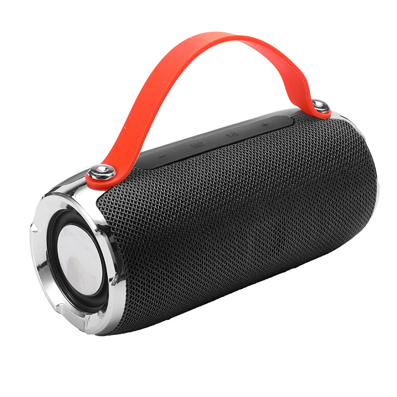 Wireless Bluetooth Speaker Outdoor Camping Hiking Fashion Portable Waterproof Sound Box Ultra Bass Speaker For Phone 5 Colors