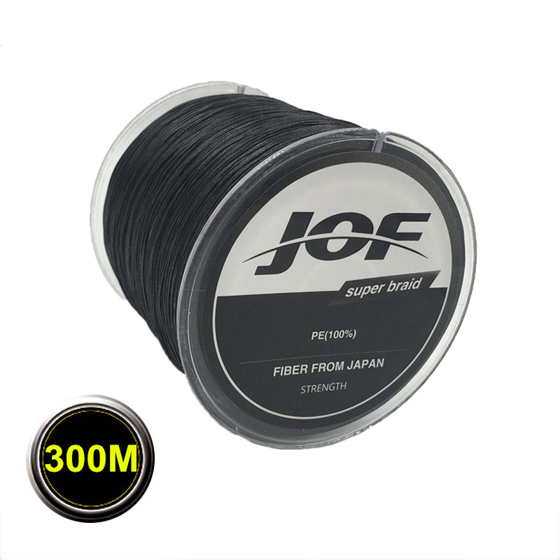 8 Strands 300M Super Strong Japan Multifilament PE 8 հյուսված ձկնորսական գիծ 15 20 30 40 50 60 80 120 120 200LB 8PLYS