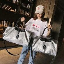 Travel Bag Ladies PU Leather Korean Version of The Large Bag Casual Handbags Lightweight Fitness Trend Wild Color Fashion women s new korean version of the color fashion leather shoulder bag trend women s new version of the color leather fashion shou