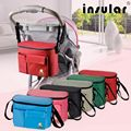 INSULAR Mommy Bags For Baby Stroller Bag Organizer Diaper Bag Bolsa Maternidade Waterproof Nappy Bags For Pram Inner Container