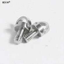 лучшая цена LS069 camera plate screw stainless steel 1/4