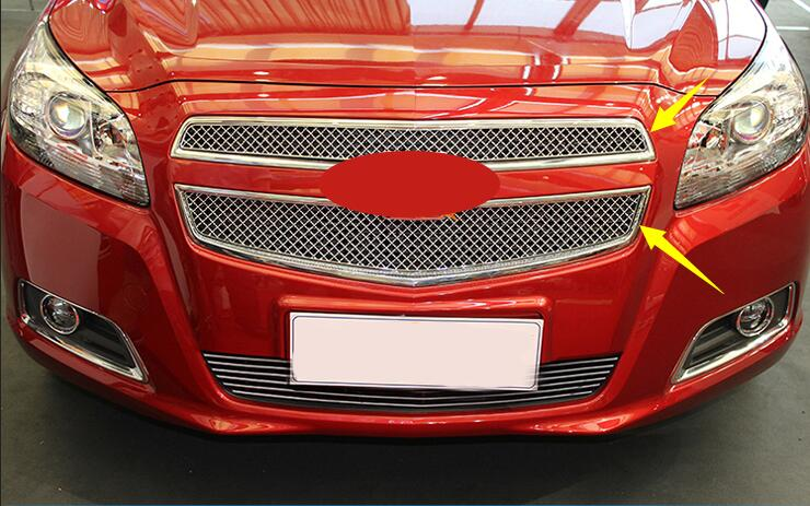 car-styling case For Chevrolet Malibu 2012-2014 Honeycomb Front Grill Grille Mesh Overlay Trim car styling High quality!car-styling case For Chevrolet Malibu 2012-2014 Honeycomb Front Grill Grille Mesh Overlay Trim car styling High quality!