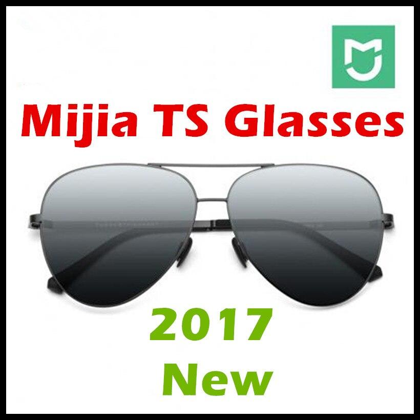 Xiaomi Mijia Turok Steinhardt TS marca Nylon polarizadas acero sol lentes  de espejo vidrio UV400 para viajes al aire libre hombre mujer - Blog Store 43e029ec0d54