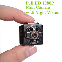 HD Mini Camera SQ8 1080P 720P Camera DV DC Smallest Audio Video Recorder Infrared Night Vision Spy Digital Hidden HD Camera