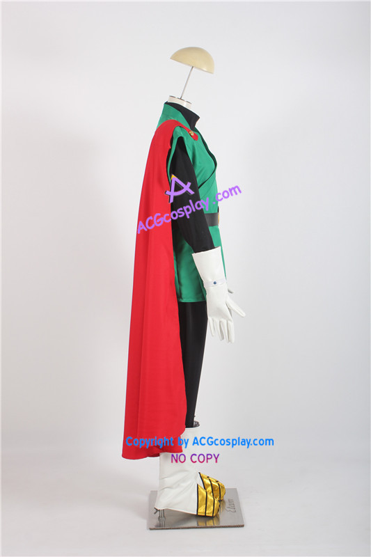 Dragon Ball Z The Great Saiyaman Kostum - Kostum - Foto 3
