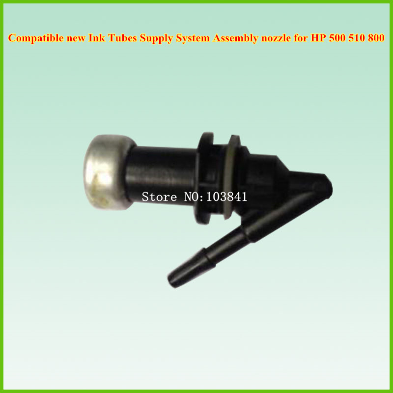 Printhead INK TUBES C7769-6038 Ink Tubes Supply System Assembly nozzle For HP Designjet 500 510 800 800PS Plotter