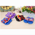 1 pair Summer Junior Footwear Home shoes Cartoon slippers Spider Boy & Girl man slippers Free shipping