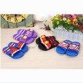 1 par de Verano para Jóvenes Calzado zapatos Caseros zapatillas de Dibujos Animados Araña Boy & Girl zapatillas de hombre Envío gratis