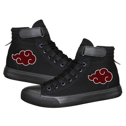 Naruto Canvas Shoes